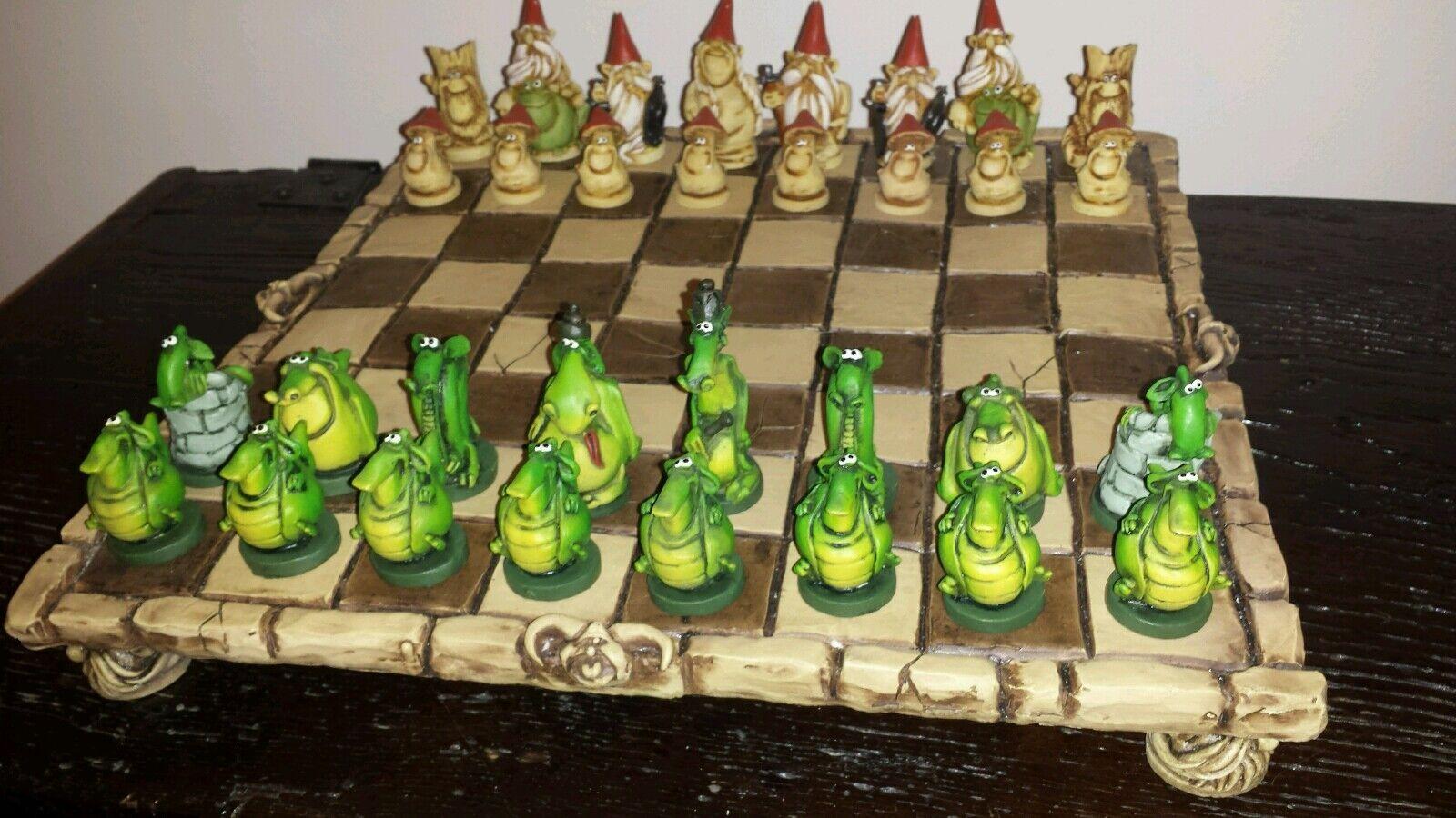 Chess  board 35 x 35 Beautiful Bright Couleurs  designer en ligne