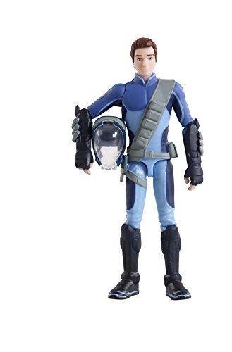 Thunderbirds Scott Figure