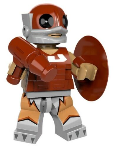 Zodak Masters of the Universe Zodac Custom Lego Mini Figure Alien Zombie Toy