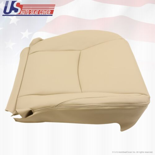 Fits 2003 To 2009 Lexus GX470 Upholstery Driver side Lower Seat Cover Tan