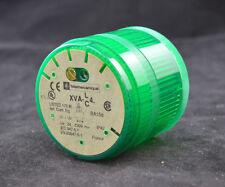 Telemecanique Blinklicht grün XVAC43 Leuchtelement Signalsäule 065080