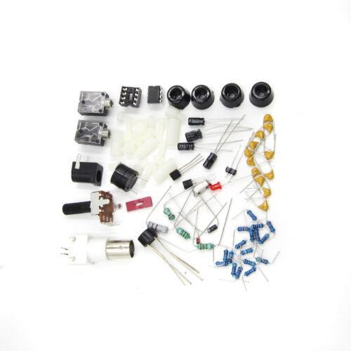 DIY 9-13.8V S-PIXIE CW QRP Shortwave Radio Transceiver 7.023khz case DIY Kits