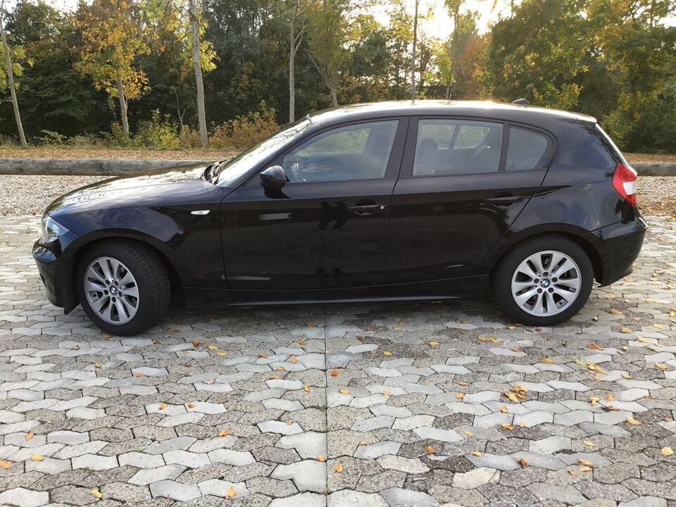 BMW 120i 2,0 Benzin modelår 2006 km 213000 aircondition ABS