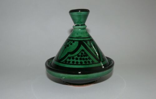 Kleine Tajine zum Servieren von Gewürze und Oliven Ø 10 cm