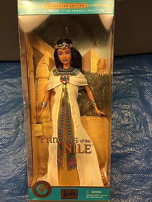 BRAND NEW NRFB MATTEL Barbie Doll Collectible Princess of the Nile