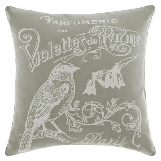 NEW Marie Claire by Linen House Seine Cushion Cover