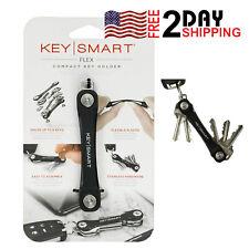 KeySmart Compact Key Holder and Keychain Organizer up to 8 Keys, Mossy Oak