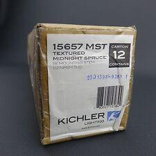 """Kichler Stem 1//4NPSM 18/"""" Textured Architectural Bronze 15652AZT"""