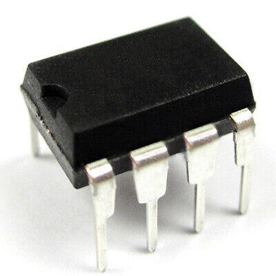 10 x NE555CN NE555CP LM555CN  Timer 1-fach FS= 500kHz DIP8