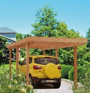 carport l rche brocken mit pvc dach klar ca 3 04m x 5 10m bausatz einzelcarport ebay. Black Bedroom Furniture Sets. Home Design Ideas