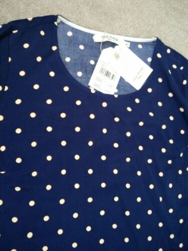 Things S Nice Dot Top Double Paloma Rrp New £66 x6f5wtqAT