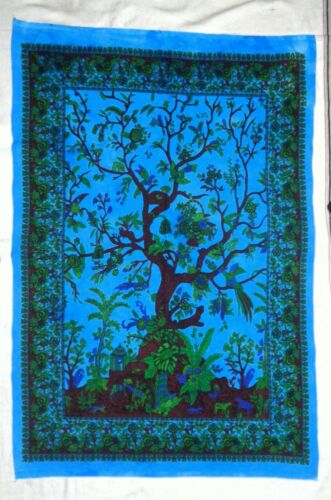 Wall Tapestry Hanging Poster Dorm Home Decor Hippie Ethnic Poster BedroomTextile