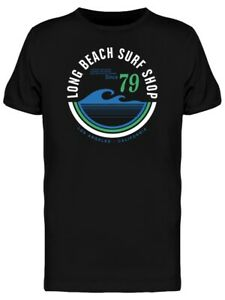 Long-Beach-Surf-Shop-Graphic-Men-039-s-Tee-Image-by-Shutterstock