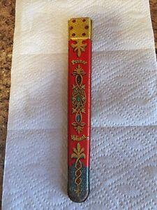 Vintage Tin Toy - MATTEL Metal Prince Valiant Sword Holder