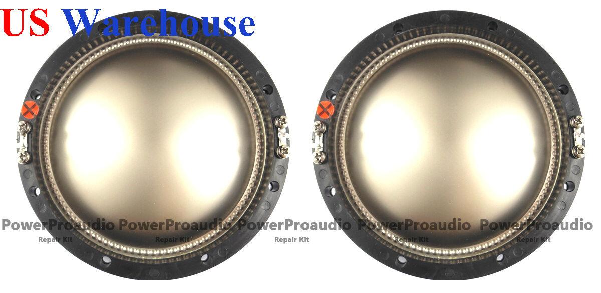 2PCS diaphragm For Peavey 44XT 44T Aftermarket 8 ohm Diaphragm ,  US WAREHOUSE