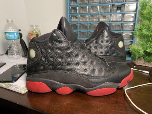 Nike Air Jordan XIII 13 Retro Black Red Dirty Bred