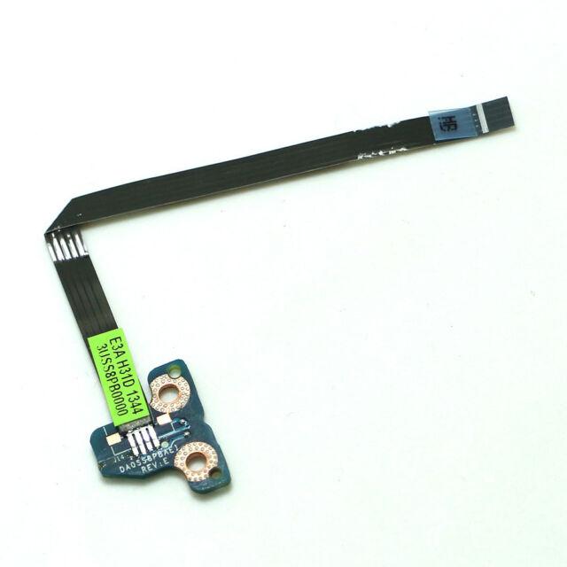 NEW Dell XPS 15z L511z DA0SS8PBAE1 Power Button Board Cable 3USS8PB0000 P6JTT