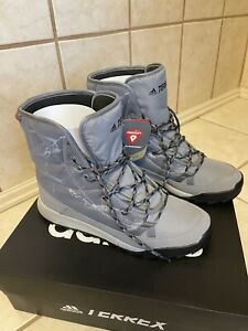 NIB ADIDAS GRAY TERREX CHOLEAH SNOW BOOT,  Gray Women's 7.5