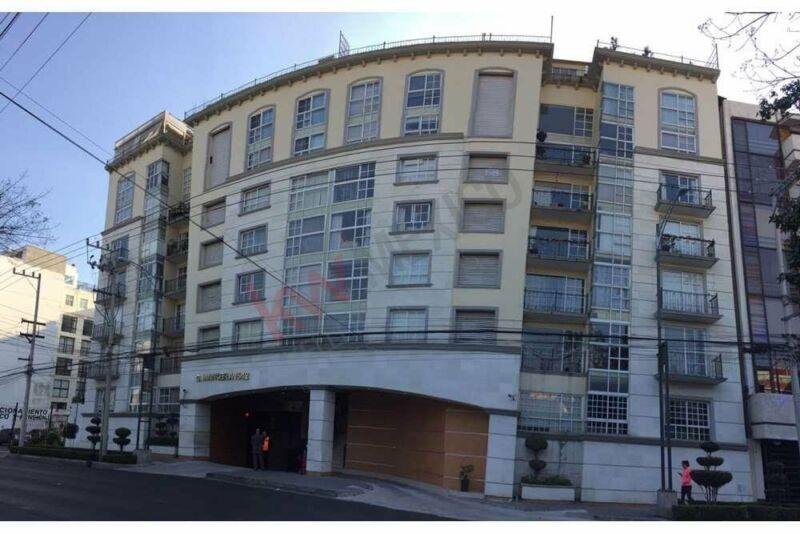 Departamento en renta en Gabriel Mancera, Colonia del Valle