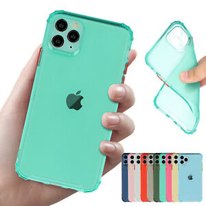 For-iPhone-11-Pro-Max-XS-Max-XR-8-7-6-Luxury-Back-Phone-Case-Slim-Soft-TPU-Cover