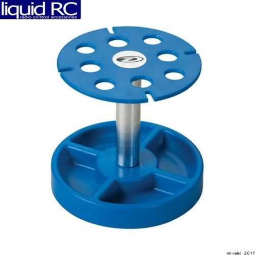 Duratrax C2385 Pit Tech Deluxe Shock Stand Blue