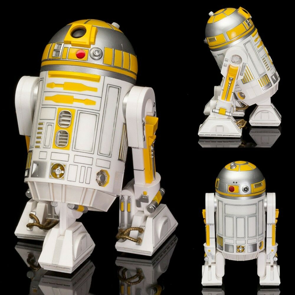 New Star Wars Limited ARTFX+ R2-C4 1/10 scale Figure as R2-D2 frm Japan Licensed