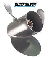 Quicksilver Silverado Stainless Prop For Johnson 90-140hp 13 1/8 X 16 Qs5116x