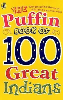 1 of 1 - The Puffin Book of Hundred Indians-ExLibrary