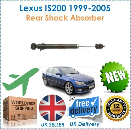 Pour Lexus IS200 2.0 1999-2005 One 1 Arrière Amortisseur NEW OE QUALITÉ