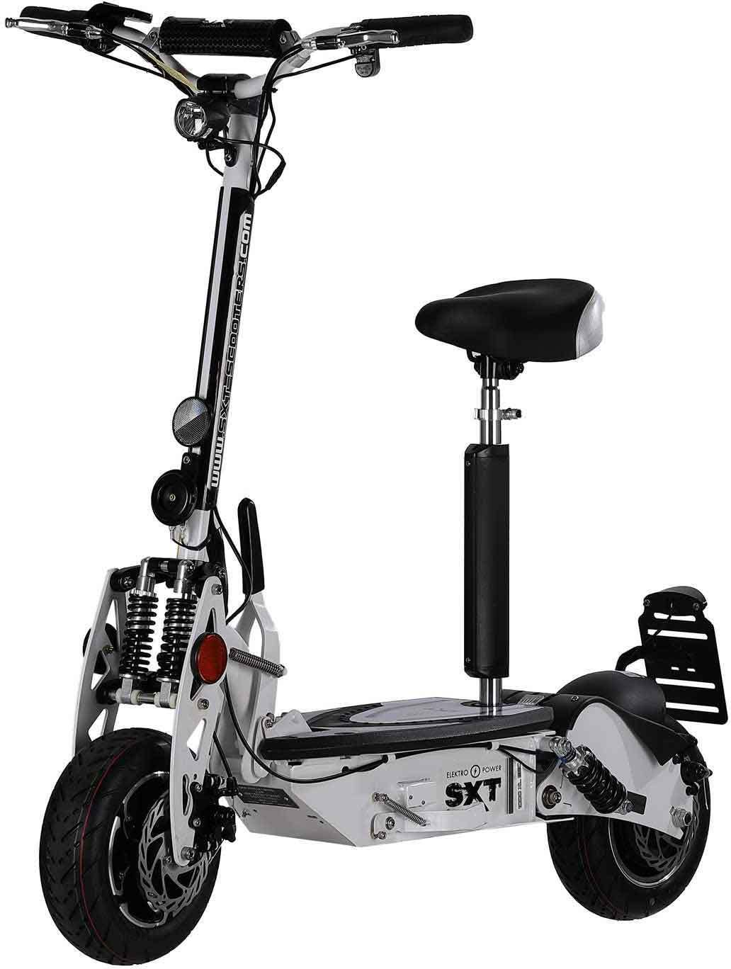 SXT-Scooters E-Scooter Elektro Scooter SXT1000 XL EEC EEC EEC - Facelift 48V 20Ah weiss 426989