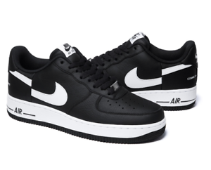 Nike-Air-Force-1-Low-Supreme-Comme-des-Garcons-SHIRT-Men-039-s-Shoes-Size-10