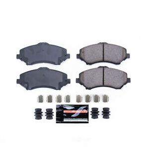 Disc-Brake-Pad-Set-Front-Power-Stop-Z23-1273