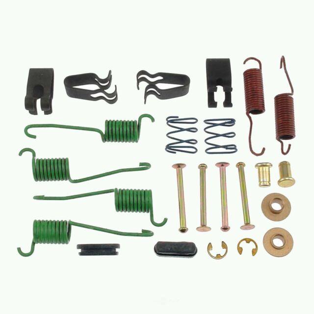 Drum Brake Hardware Kit Rear Carlson 17409