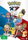 Pokemon - The Series X & Y : Collection 2 (DVD, 2015, 3-Disc Set)