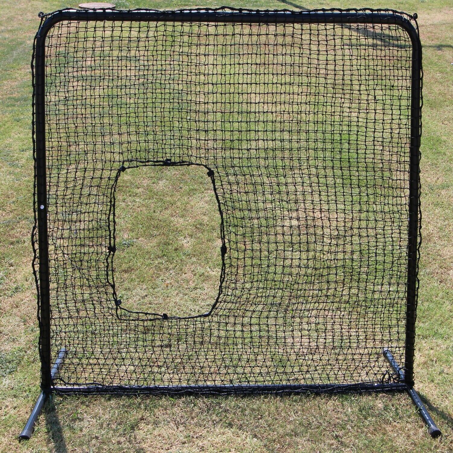New Cibrown 7X7 Softball Net And Commercial Frame