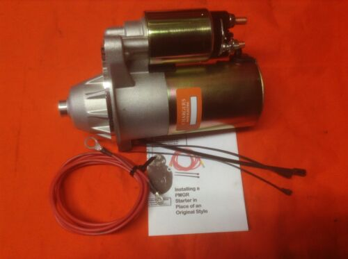 1963-1970 FORD FALCON HIGH TORQUE MINI STARTER WITH WIRING KIT BRAND NEW