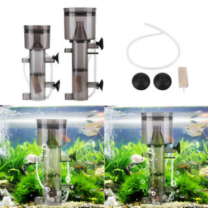 2Types-Plastic-Fish-Tank-Accessory-Protein-Skimmer-for-Small-Coral-Aquarium-New
