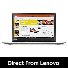 "Lenovo ThinkPad T470s, 14"" FHD, (2.40GHz, 3.0GHz with Turbo Boost, 3MB Cache),"