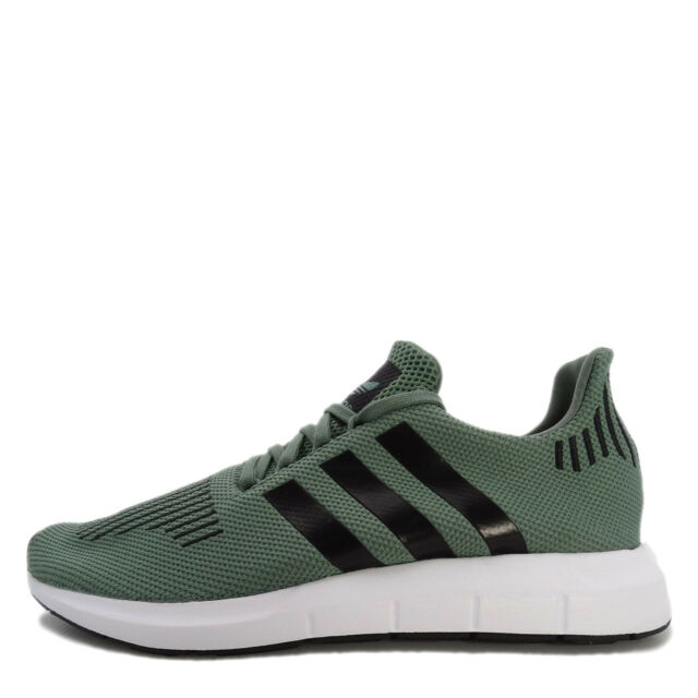 056c3f63a4b8 Adidas Originals Swift Run  CG4115  Men Casual Shoes Trace Cargo  Metallic Black
