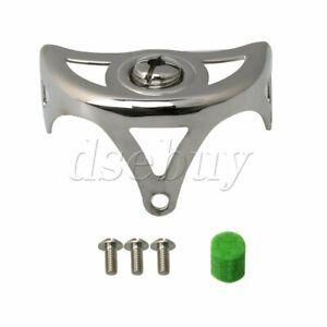 Alto-Eb-Saxophone-Key-Guard-Nickel-Plating-Sax-Parts-3-Screw-Felt-Pad