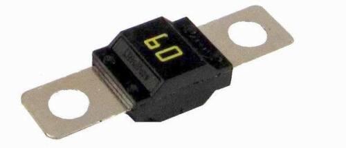 Rendimiento de copia de seguridad MIDI rayas 60a copia de seguridad de copia de seguridad para coche Fuse Littelfuse