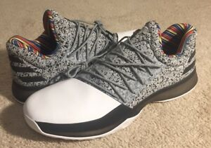 detailed look c97b8 b0655 Image is loading Adidas-Harden-Vol-1-BHM-Black-History-Month-