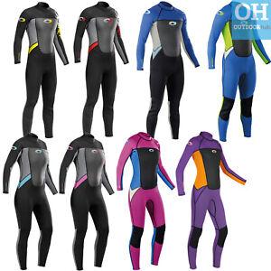 Boys-Girls-Osprey-Origin-Full-Length-3-2mm-Wetsuit-Junior-Long-3mm-Kids-Surf