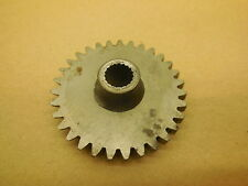 1981 Yamaha YZ125 Water pump impeller shaft gear 81 YZ 125