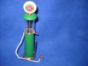 Miniature: Sinclair H-C gasoline pump, 1:12 scale