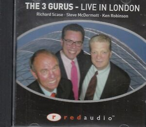 The-3-Gurus-Live-in-London-Robinson-McDermott-Scase-CD-Audio-Management-Business