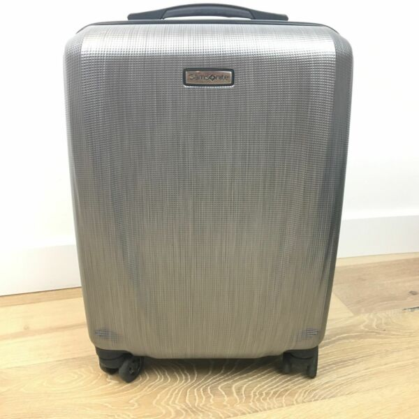 d3437022d Samsonite Pursuit DLX Spinner Carry on Widebody 21