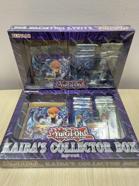 Yu-Gi-Oh! Kaiba Collector Box Sealed (1 box)