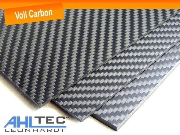 PIASTRA IN CARBONIO 8mm CFK carbone fibra FPV Copter CARBON CARBONIO dimensione selezionabile