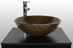 420mm-Modern-Clear-Round-Glass-Countertop-Bathroom-Basin-Sink-Stunning-Quality